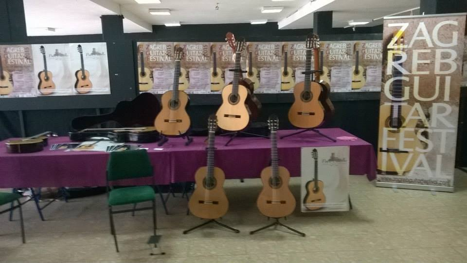 Luthier exhibition