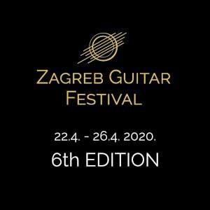 Zagreb Guitar Fest 2020 - 6th edition